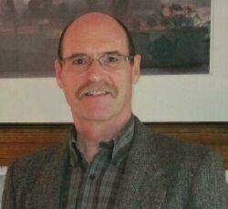 Glenn author portrait