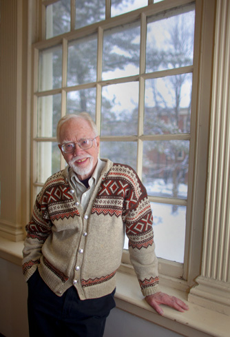 Wayne Anderson, emeritus professor of psychology, publishes lastest book