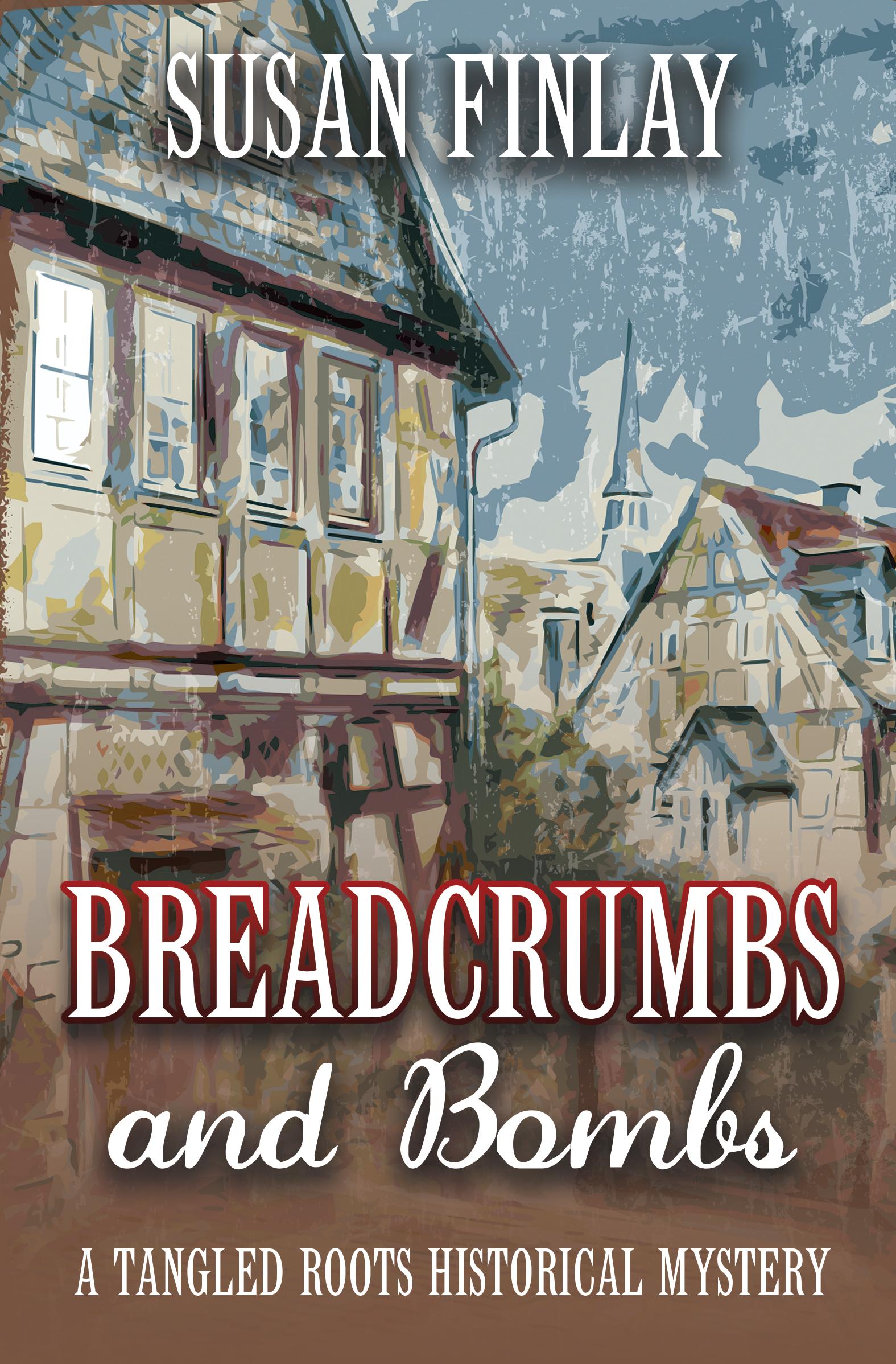 Breadcrumbs & Bombs EBook Cover